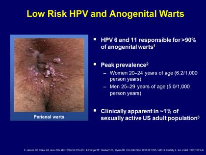 hpv anogenitális