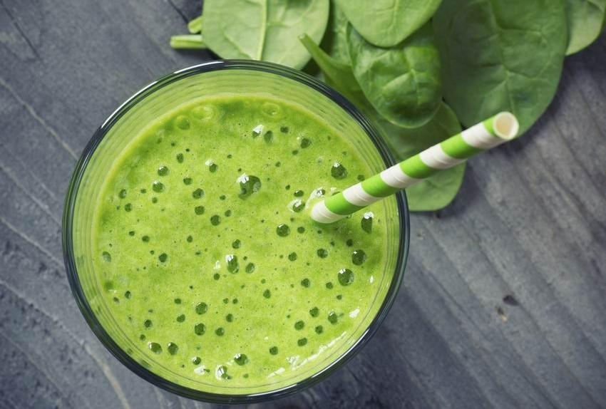 zöld turmix méregtelenítő receptek