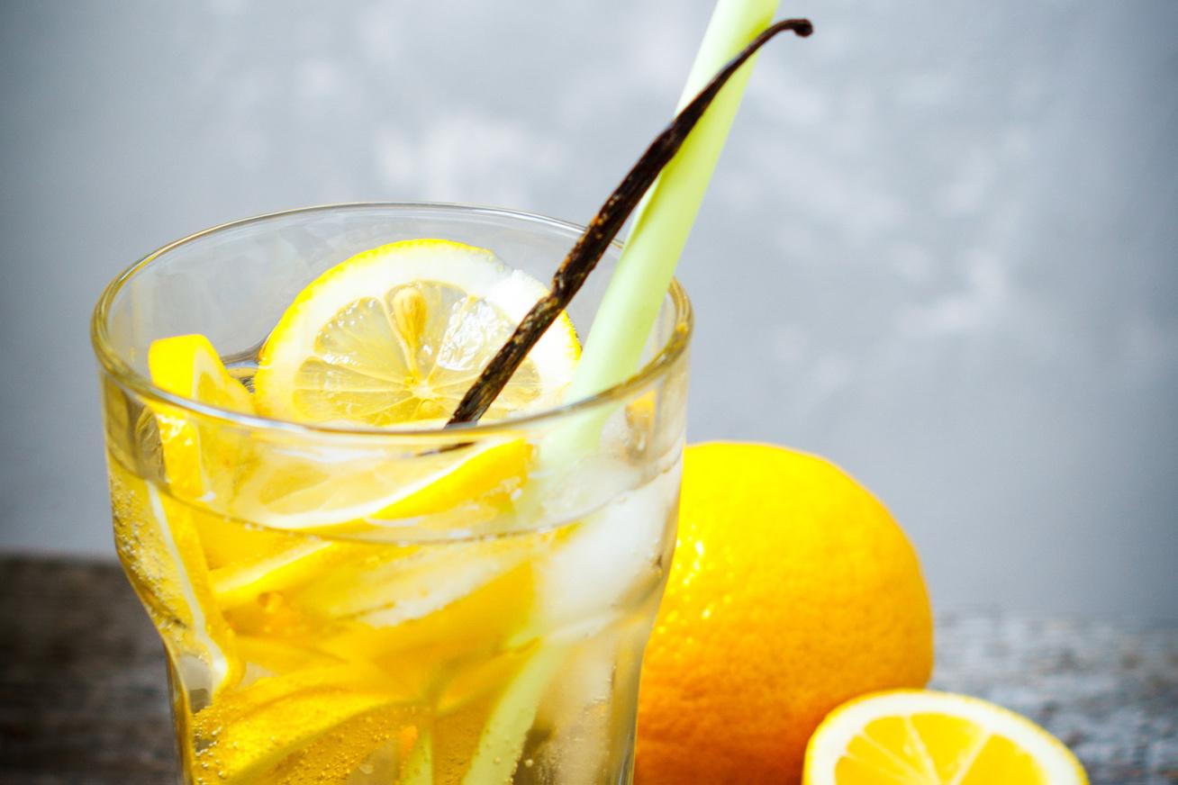 méregtelenítés és fogyás citrommal