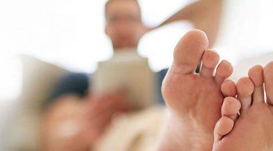 szag a lábujjak között