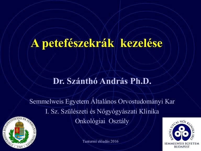 OTSZ Online - A petefészekrák felismerése