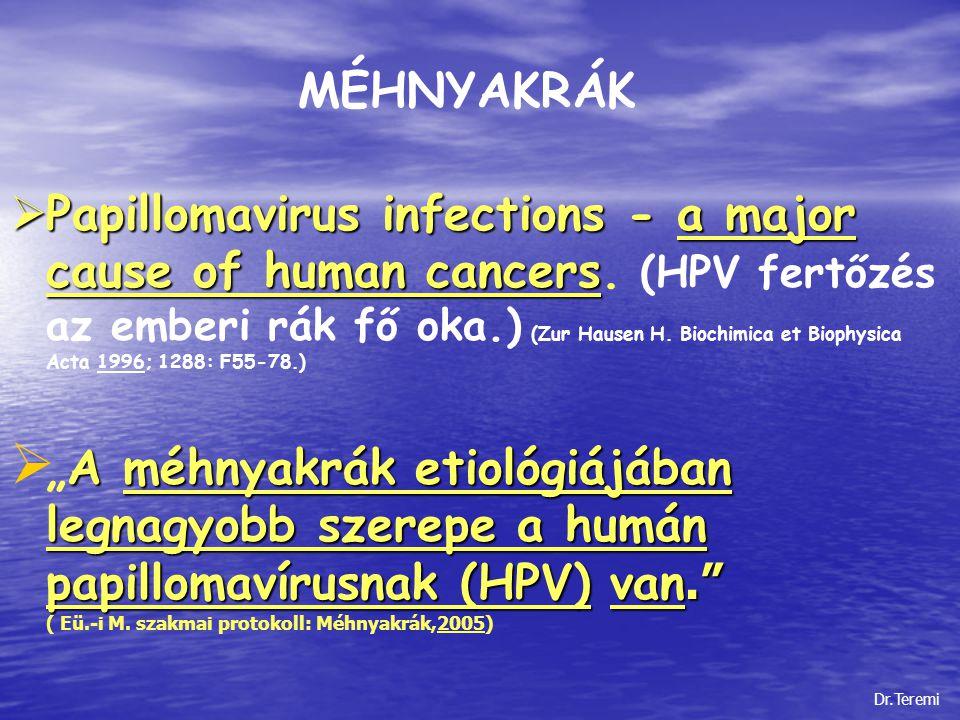 hpv és rák ppt