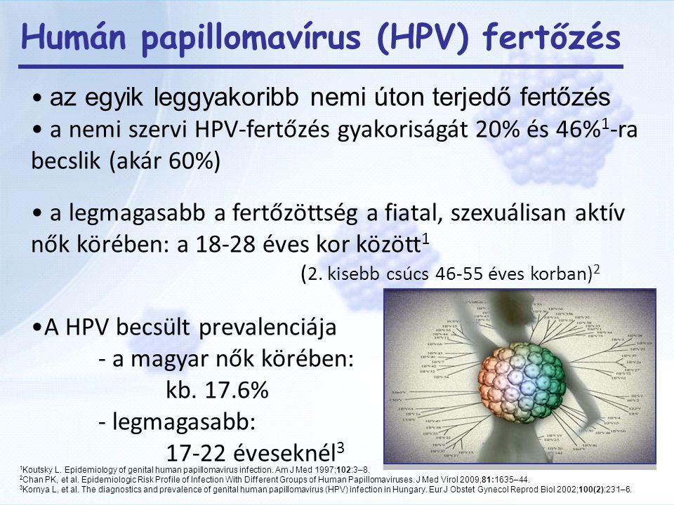 hpv és a rák megelőzése eozinofil védekezés a parazitákkal szemben
