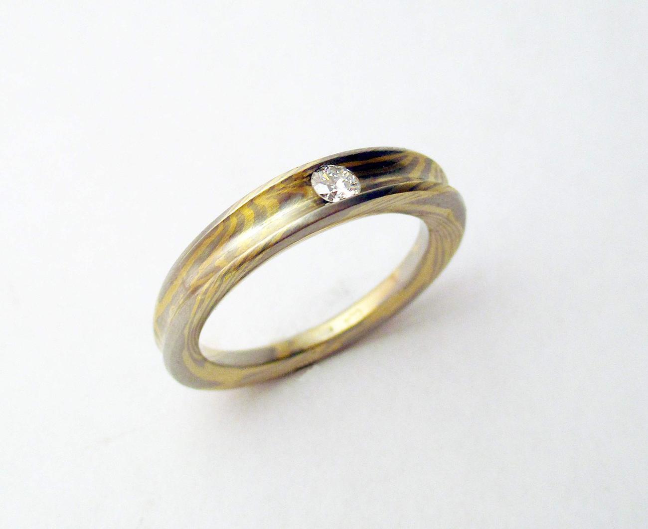 hogyan alakul az emberi gyűrű alakú gyűrű