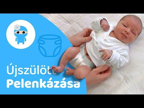 férgek az újszülött kezelésében)