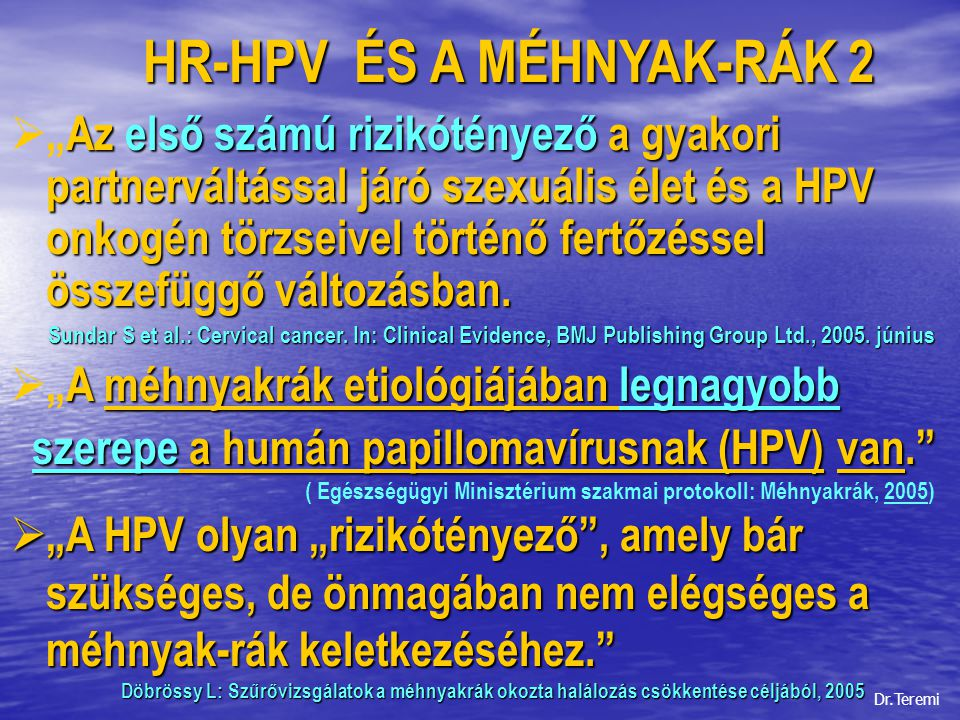 hpv és pre rák)