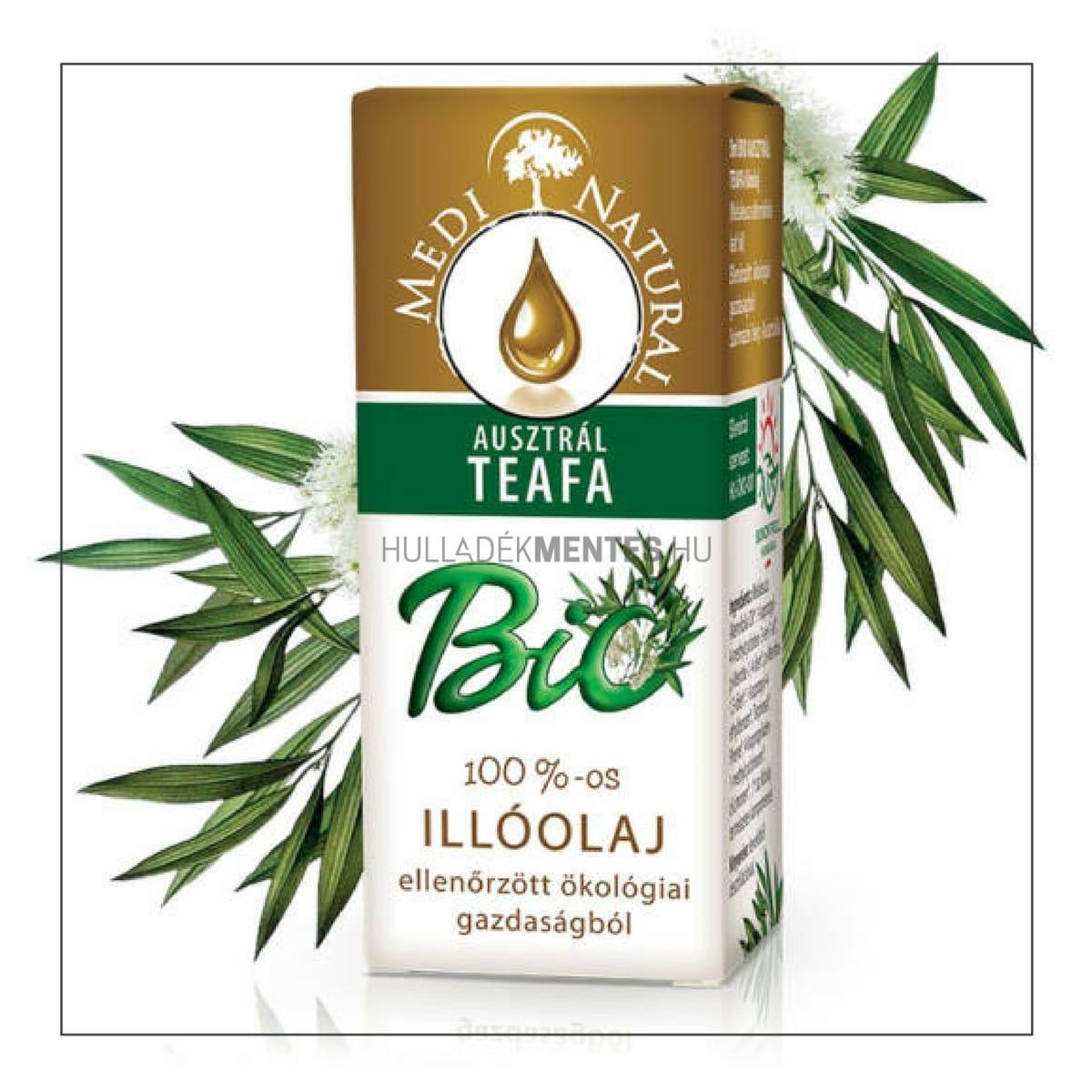 Teafa olaj szemölcs kezelés