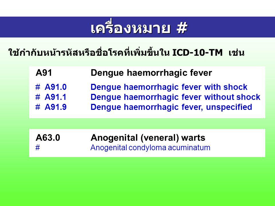 condyloma acuminatum icd 10)
