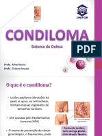 genitális urethralis condyloma