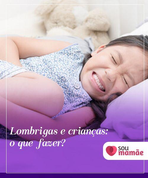 enterobius vermicularis bambini