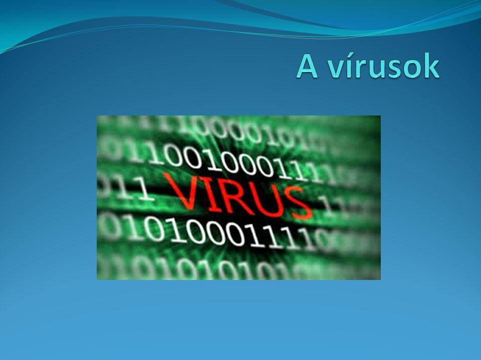 számítógépes vírusok meghatározása