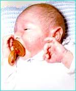 7 hónapos csecsemő
