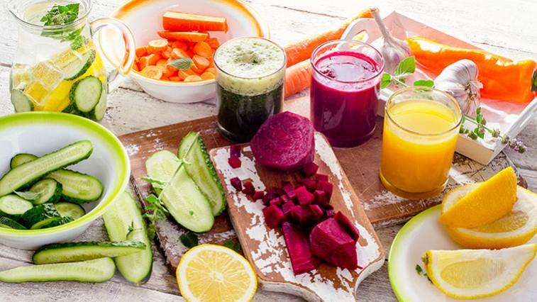 élelmiszerek a szervezet méregtelenítésére)