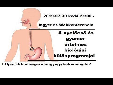 a nyelőcső papillómáinak tünetei és kezelése)