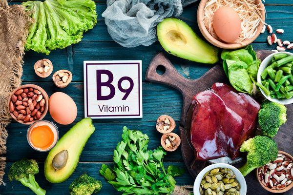 vérszegénység b9-vitamin)