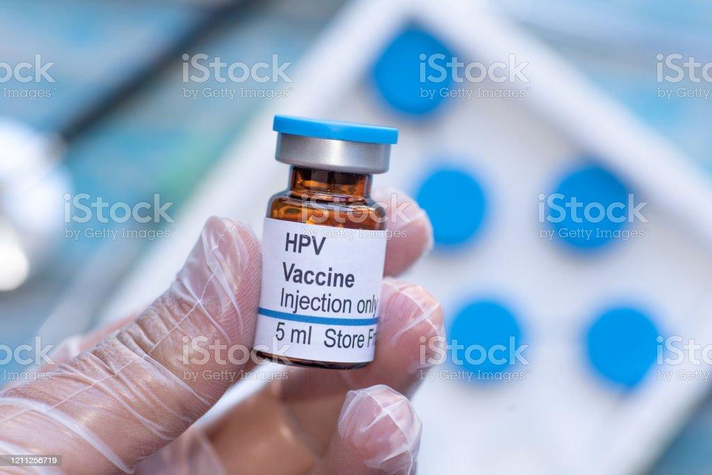 vakcina humán papilloma vírus hpv)