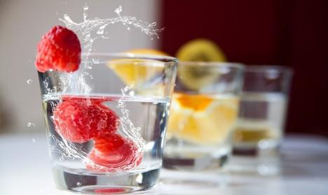 méregtelenítő rendszer gyümölcslevekkel