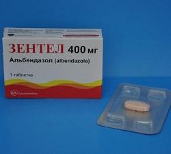 Zentel a giardia kezelésében ,aki segít a paraziták kezelésében - Tratament giardia albendazol