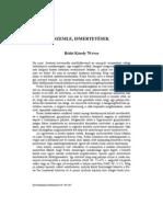 Széles spektrumú parazitaellenes szerek áttekintése - Giardia jelentese