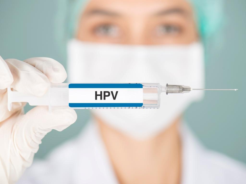 papilloma vakcina vírus)
