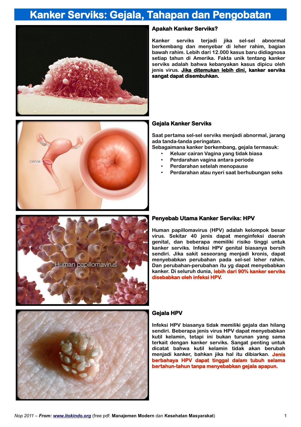 Összefolyó papillomatosis és reticularis