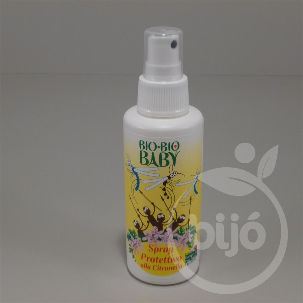 Bio bio baby Citromos muskátlikivonatos testspray rovarok ellen ml