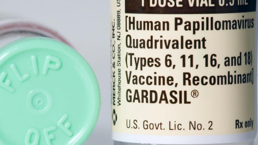 papilloma vírus szűz vakcina)