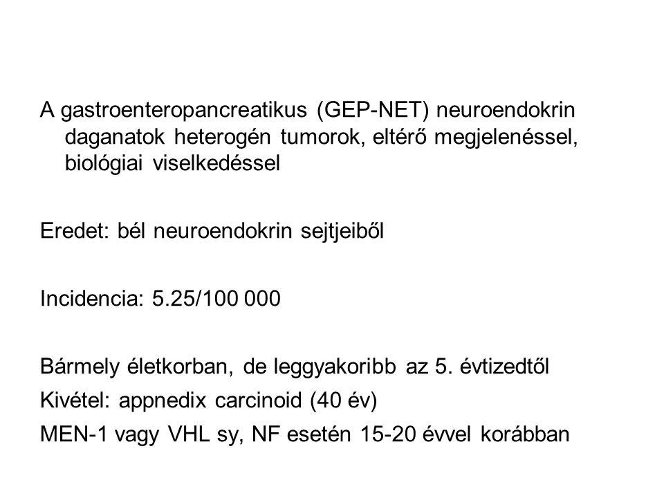máj neuroendokrin rák