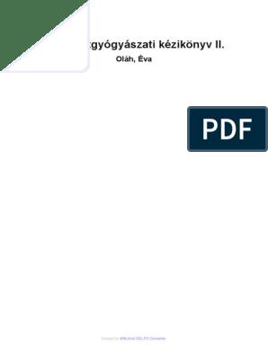 légzőszervi papillomatosis kúra
