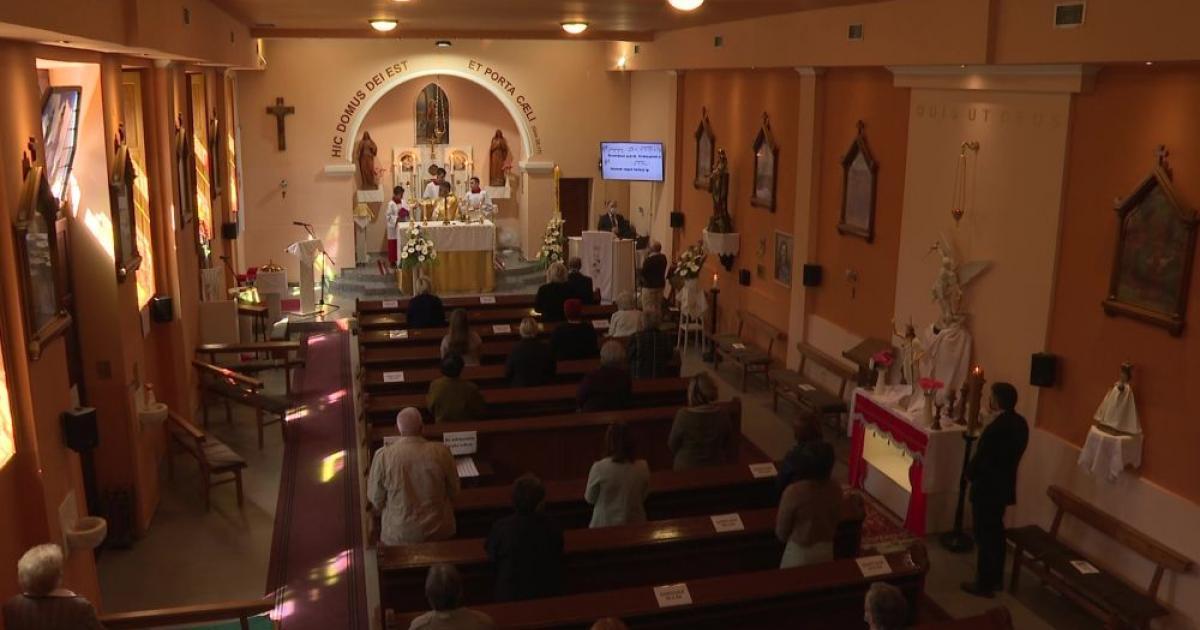 Mága Zoltán: A templom kapuja mindenki előtt nyitva áll