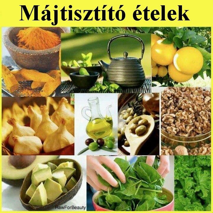 máj méregtelenítő ételek)