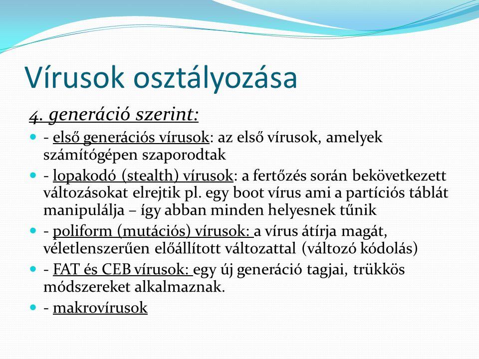 vírusok példa)